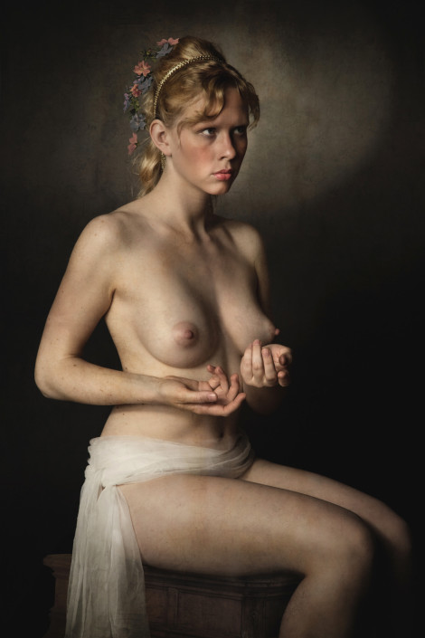 Nudes And Portraits - ReVision by Ruediger Schestag
