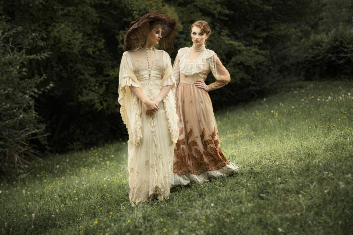 Agnieszka Sliwa und Irina