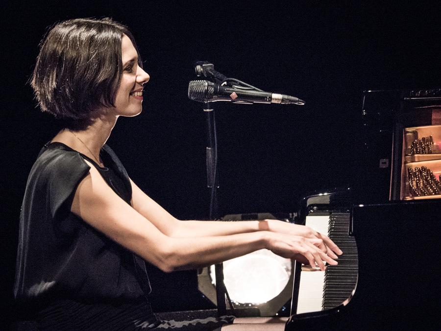 Olivia Trummer Konzert in Stuttgart