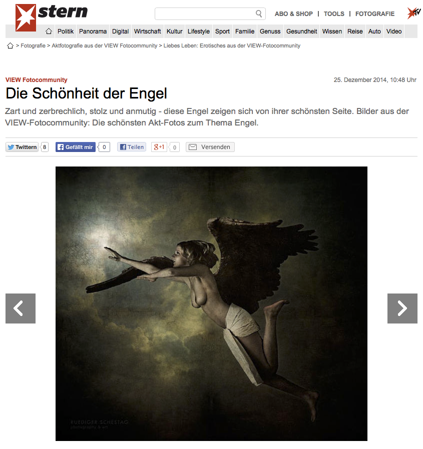 Stern.de Beitrag