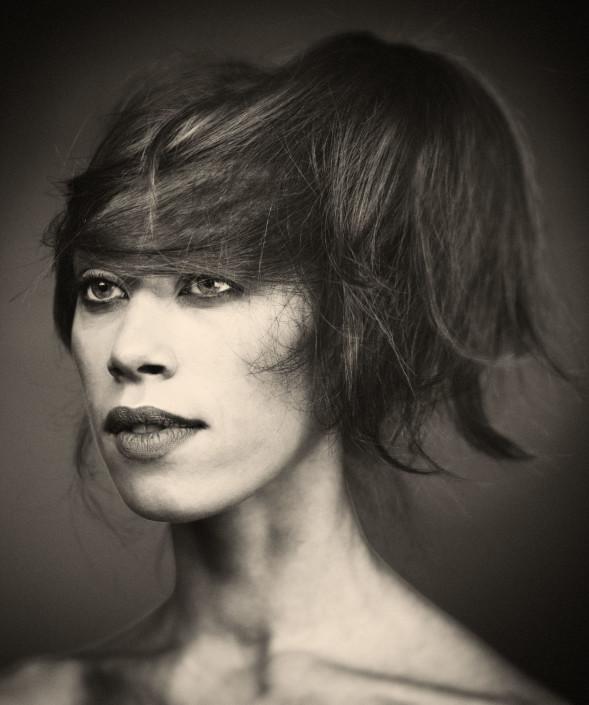 Anna Osadcenko @ faces fashion fantasy
