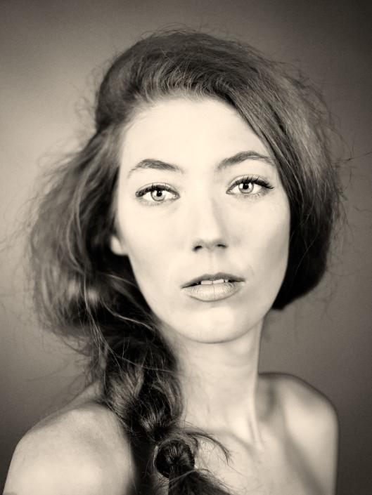 Kim Sommer @ faces fashion fantasy