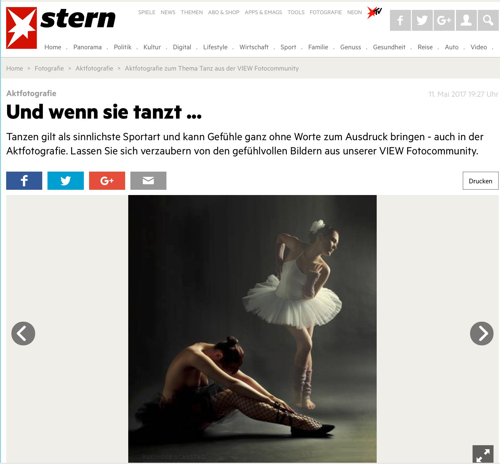 stern.de Veröffentlichung