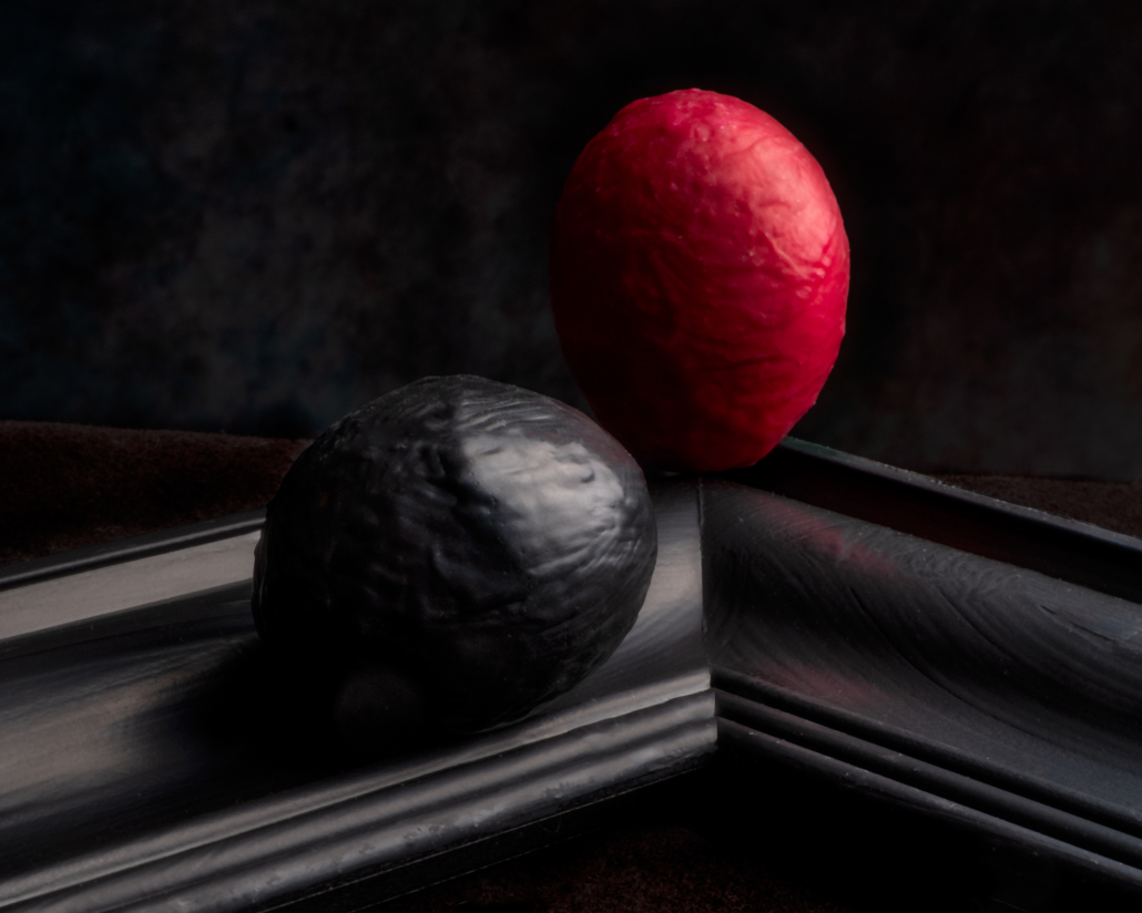 latex easter eggs